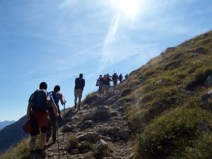 Bergwandern 2015