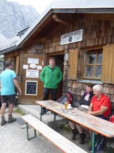 Bergwandern 2016