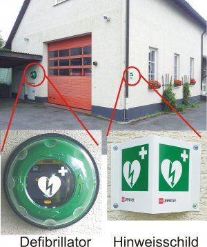 hinweis-defibrillator