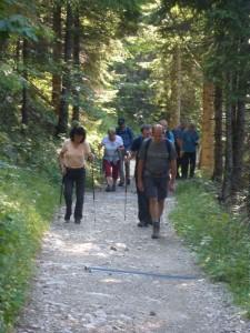 Bergwandern 2013