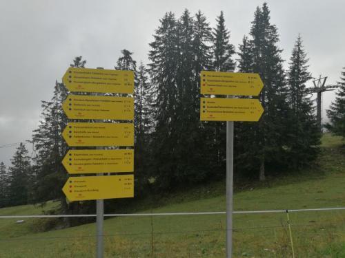 Bergwandern 2018
